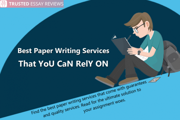 What is most reliable paper writing service